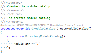 Creación de interfaces de usuario utilizando Prism - 011