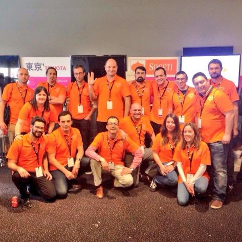 SOGETI en la dotnet Conference 2016
