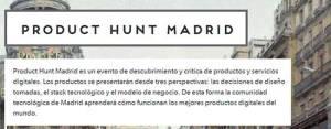 Product-Hunt-Madrid